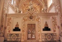 CHARTERHOUSE DE PADULA, SA, ITALIA Imágenes de archivo libres de regalías