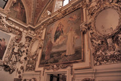 CHARTERHOUSE DE PADULA, SA, ITALIA Imagenes de archivo