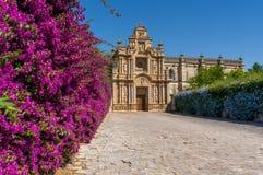 Charterhouse di Jerez de la Frontera immagine stock libera da diritti