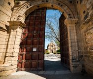 Charterhouse of Jerez de la Frontera Stock Images