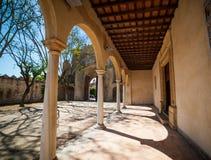 Charterhouse of Jerez de la Frontera Stock Image