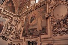 CHARTERHOUSE OF PADULA,SA,ITALY. CHARTERHOUSE SAN LORENZO,PADULA,SA,ITALY Stock Images