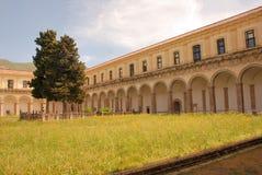 CHARTERHOUSE OF PADULA,SA,ITALY. CHARTERHOUSE SAN LORENZO,PADULA,SA,ITALY Stock Image