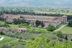 CHARTERHOUSE OF PADULA,SA,ITALY. CHARTERHOUSE SAN LORENZO,PADULA,SA,ITALY Stock Photo