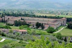 CHARTERHOUSE OF PADULA,SA,ITALY. CHARTERHOUSE SAN LORENZO,PADULA,SA,ITALY Stock Photos