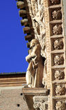 Charterhouse of Pavia - Certosa di Pavia, Italy Royalty Free Stock Photography