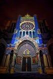 Chartres - собор Стоковое фото RF