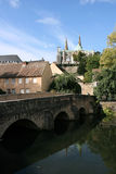 Chartres Fotografia Stock Libera da Diritti