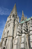 Chartres royalty free stock images