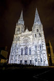 Chartres - Cathedral Royalty Free Stock Image