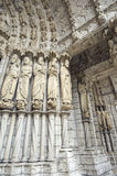 Chartres - Cathedral Stock Image