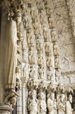 Chartres - Cathedral Stock Photography
