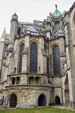 Chartres - Cathedral Stock Photo