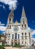 Chartres Cathedral Royalty Free Stock Image