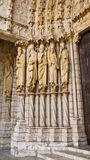 Chartres Cathedral. France. Royalty Free Stock Images