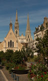 The Chartres city, Eure et Loire, France. Stock Photography