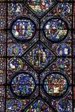 Chartres - domkyrka Royaltyfria Bilder