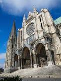 Chartres domkyrka Arkivbild