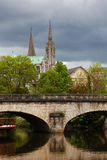 Chartres,France Stock Image
