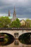 Chartres, Frankrijk Stock Afbeelding