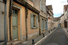 Chartres in Frankrijk Stock Foto's