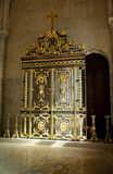 Chartres interior doors Stock Photos