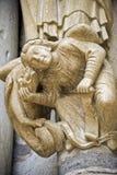Chartres - Katedra Obraz Royalty Free