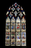 Chartres - Kathedraal Stock Fotografie