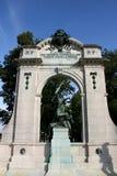 Chartres war memorial Royalty Free Stock Image