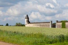 Chartreuse du Liget royalty-vrije stock afbeeldingen