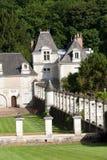 Chartreuse du Liget - Cartusian-klooster royalty-vrije stock afbeeldingen