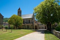 Chartreuse Saint Sauveur, villefranche-DE-Rouergue Royalty-vrije Stock Foto