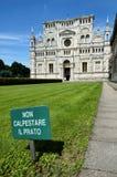 Chartreuse van Pavia Stock Fotografie