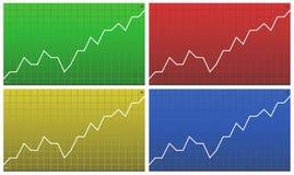 Charts Royalty Free Stock Photography