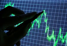 Charts Stock Image