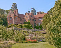 Chartwell House England, Winston Churchill's home. Stock Image