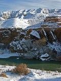 charyn каньона Стоковое фото RF