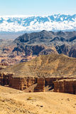 Charyn Canyon Stock Photos