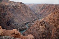 Charyn canyon Royalty Free Stock Image