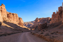 Charyn canyon. Kazakhstan world asia travel charyn canyon mountains almaty activity nature Royalty Free Stock Image