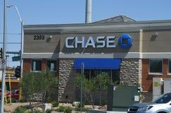 Chase Bank Obraz Royalty Free