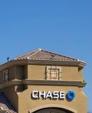Chase Bank Exterior Stock Photos