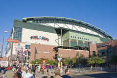 Chase Field Stock Photo
