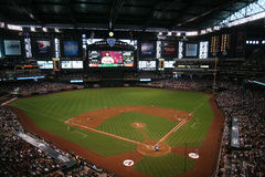 Chase Field in Phoenix, Arizona Royalty Free Stock Photography