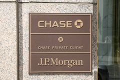 Chase Private Client. Is designed with your needs in mind. You will have a team of specially trained professionals who bring together premium banking solutions Royalty Free Stock Photography
