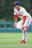 Chase Utley - Philadelphia Phillies Stock Images