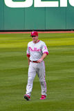 Chase Utley Philadelphia Phillies Royalty Free Stock Image