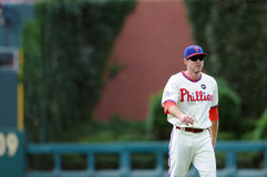 Chase Utley - Philadelphia Phillies - bp Royalty Free Stock Images