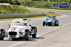 Chases of Caterham Royalty Free Stock Image