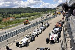 Chases of Caterham Royalty Free Stock Images